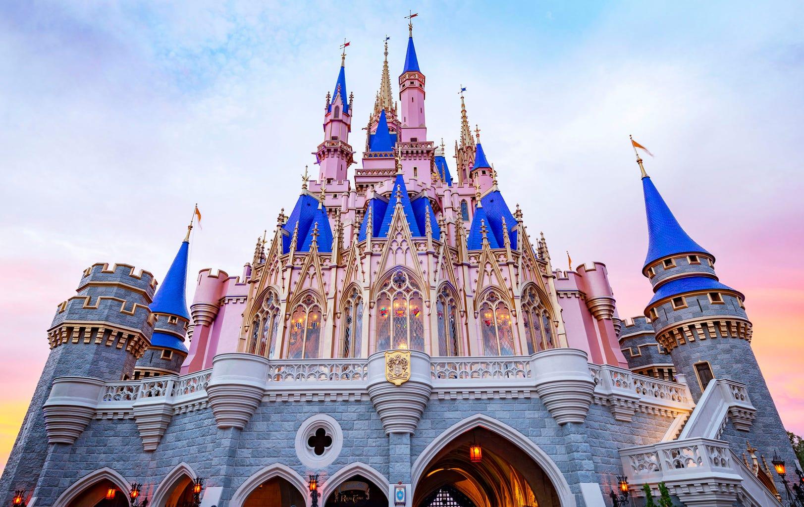 Picture of Disney World, Disneyland Orlando