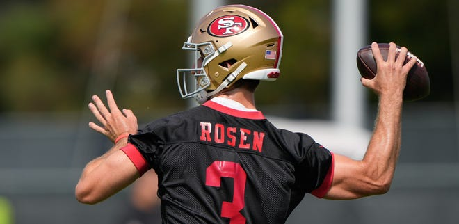 The 49ers were Josh Rosen's fourth NFL team in four seasons in the league. Will another team give him a shot?