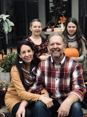 Scott and Erin Iler says writing a love letter helped them buy their home in Monrovia, California