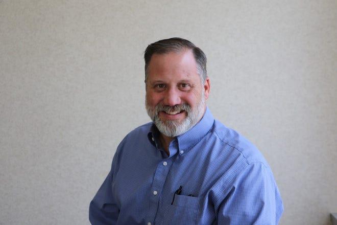 Adam Motter, learning specialist, social studies, Akron Public Schools.