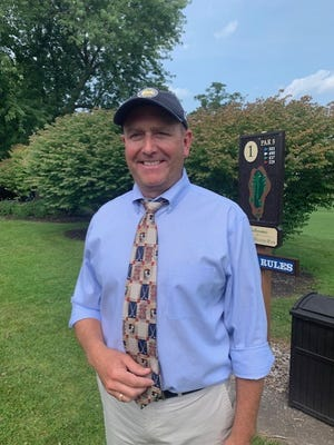 Lakeside County Club's PGA Professional, Bob King, is the recipient of the Western New York PGA Professional of the Year.