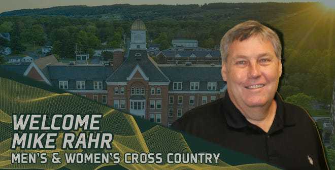 Veteran high school coach Mike Rahr will be Keuka College's new men's and women's cross country coach.