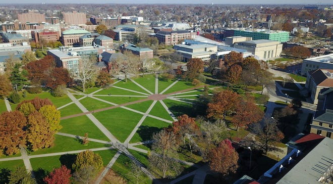 The Oval at the Ohio State University