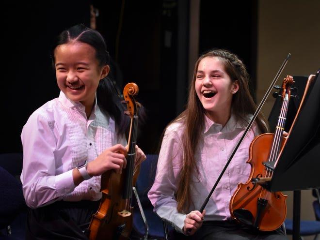 Columbus Symphony Youth Orchestra, Vern Riffe Center, Columbus Ohio.