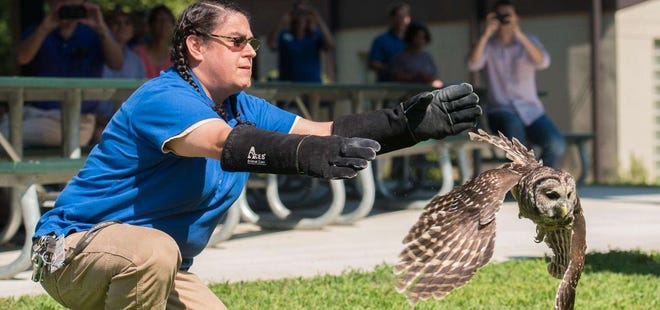 N.C. Zoo's Wildlife Rehabilitation Center