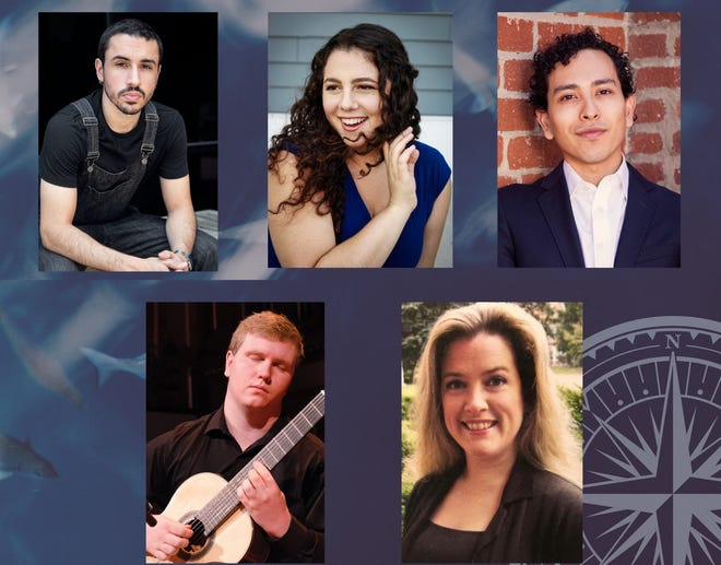 """On Aug. 26 at 6 p.m., Seaglass Theater Company will present """"The Lure of the Sea,"""" a concert of classical vocal repertoire that highlights the relationship of fishermen and women to the sea."""