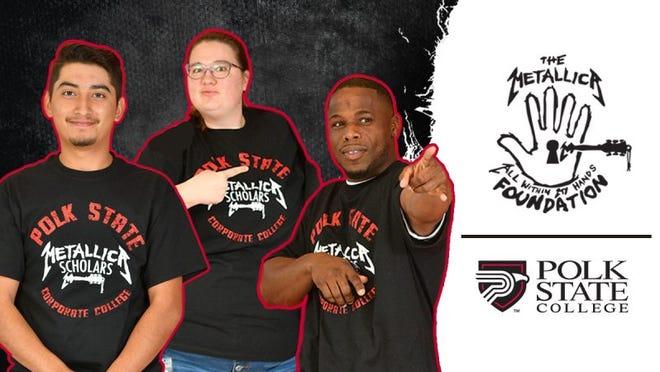 Polk State College Metallica Scholars