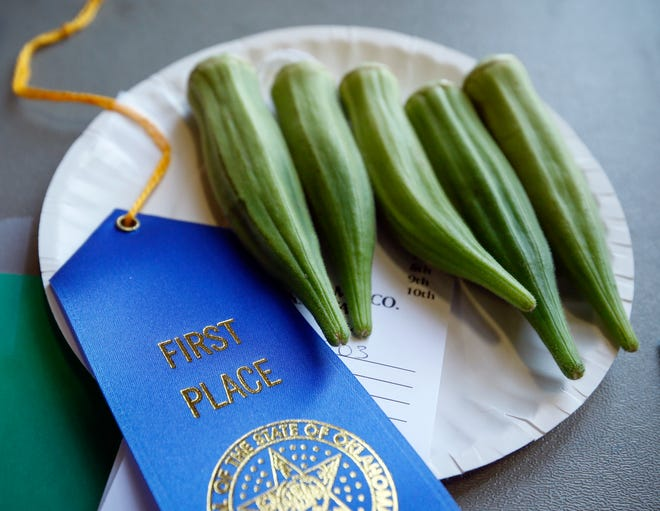 Oklahoma County residents can enter items in the Oklahoma County Free Fair.