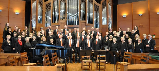 The Rockingham Choral Society will hold open rehearsals on Sept.7 and 14 from 7 to 9 p.m. at Exeter High School and invites the public to attend and learn about the organization..