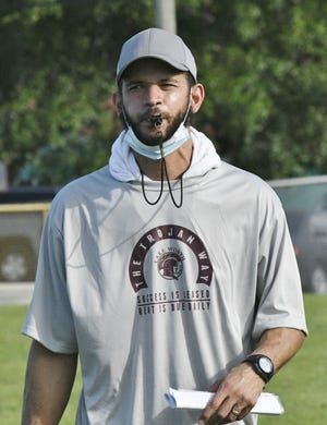 Lake Worth first-year football coach Robert Nichols said ramping up practice in the preseason was one of the keys for keeping his players in shape during the season.