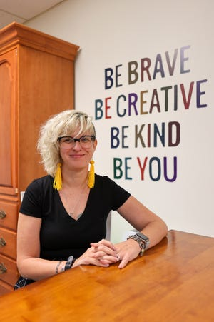 Cindy Brew, who is in her first year as executive director of The Children's Advocacy Center of Portage County, is overseeing an expansion of services in which the agency will not only help young victims of sexual abuse, but other forms of physical abuse as well.