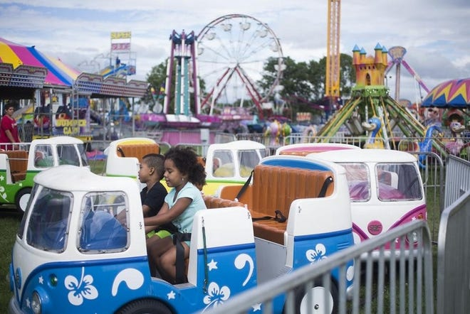 The 100th Winnebago County Fair is being held through Aug. 22 at 500 W. First St., Pecatonica.