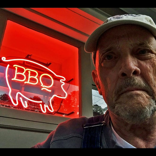 """John Shelton Reed's new book """"On Barbecue"""" explores the changing face of barbecue."""