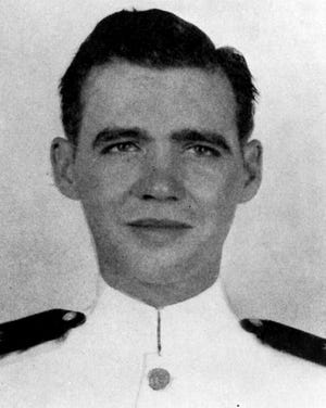 Ensign Francis Flaherty died in 1941 while helping to evacuate crewmates from the USS Oklahoma. Originally from Charlotte, he will be laid to rest in his hometown Saturday.