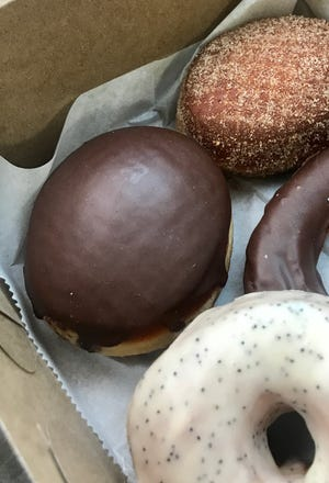 Donut Monster, which makes its own dough, glazes and fillings, has opened its second location at 316 N. Milwaukee St.