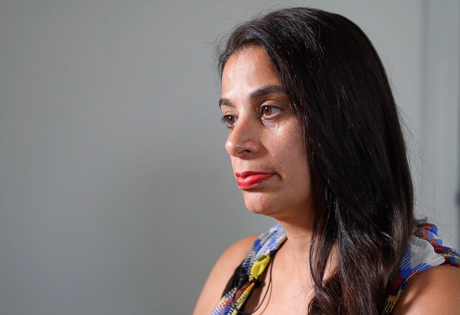 """Maysoon Zayid, an actor and comedian from Cliffside Park, New Jersey, has gainedfame on the daytime soap """"General Hospital"""" yet says she still gets death threats """"all the time."""""""