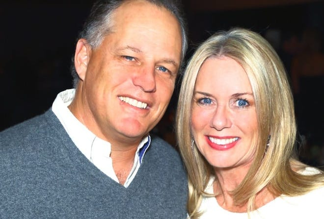 Todd and Meg Marker have been hosting Wine Down Wednesday events for more than a decade.