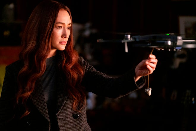 """Maggie Q stars in """"The Protege."""" The movie opens Friday at Regal West Manchester, Queensgate Movies 13 and Hanover Movies 16."""