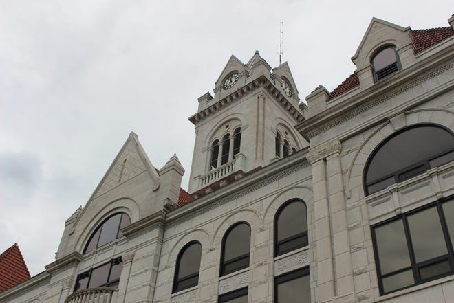 Cole County Circuit Courthouse in Jefferson City. Judge Daniel Green heard arguments Thursday regarding Missouri's Second Amendment Preservation Act, which nullifies certain federal laws and fines police departments who enforce them. The law is set to go into effect Aug. 28.
