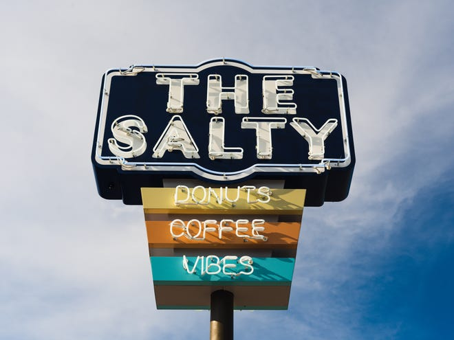 The Salty Donut, a Miami-based brand, will open up on South Congress Avenue in August.