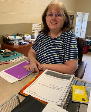 Mary Harlan is the new director of Union Avenue United Methodist Church's Preschool. She has 20 years of experience teaching there.