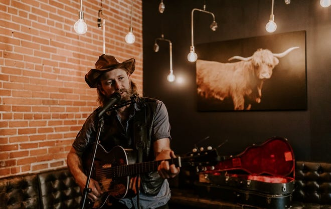 Singer-songwriter Marques Morel will perform on the front lawn of Stephens Auditorium at 6:30 p.m. Tuesday. The performance is part of the Goldfinch Room on the Lawn summer concert series.