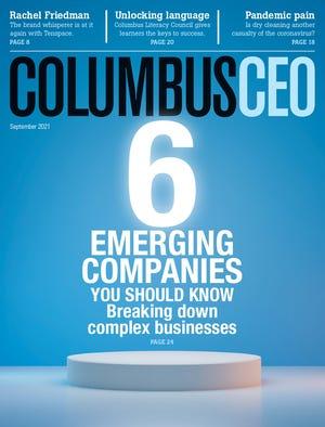 Columbus CEO cover September 2021