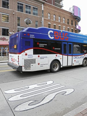The free CBus circulator which took people between the Brewery District, Downtown and the Short North, will not return.