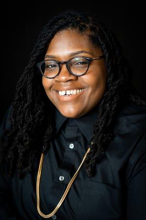 Cristyn Allen-Steward, founder of the Columbus Black International Film Festival