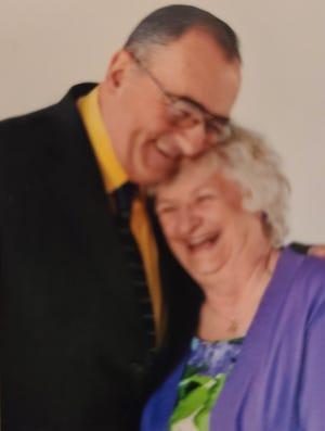 Ron and Judy McFarlin