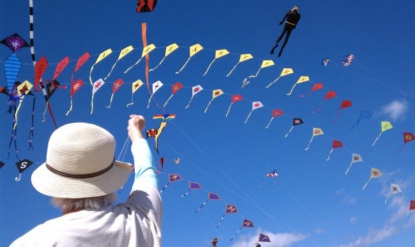 The 21st Annual Capriccio Festival of Kites, with activities occurring from 9 a.m. to 2 p.m., will take place on Sept. 11 on Ogunquit Beach.