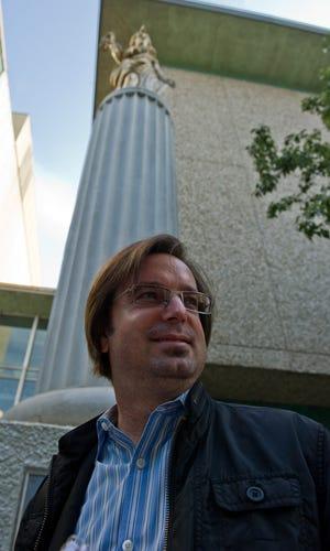 Scott Smith in November 2010.