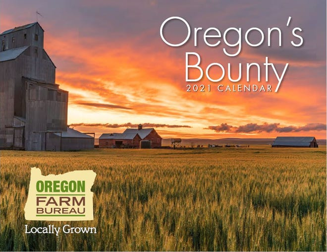 """The Oregon Farm Bureau is asking for agricultural photo submissions that could grace its 2022 """"Oregon's Bounty Calendar."""""""