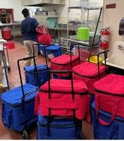 Craven County Schools sets the protocol for cafeteria services as students return to school for the 2021-22 school year