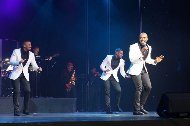 Uptown, a vocal group from New York City, will perform Sept. 18 in a concert at Pittsburg State University.
