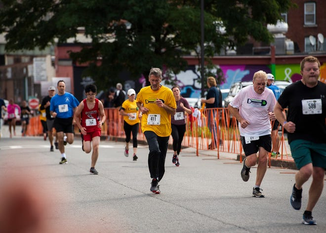 The Canal Diggers 5K is set for Sept. 11, this time starting outside Polar Park.