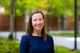Rebecca Tippet studies demographics as part of the Carolina Population Center.