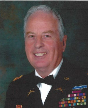 Retired Col. Jesse Lewis Jr.