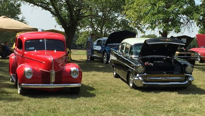 Border Queen Cruisers All Wheels Super Saturday Car Show