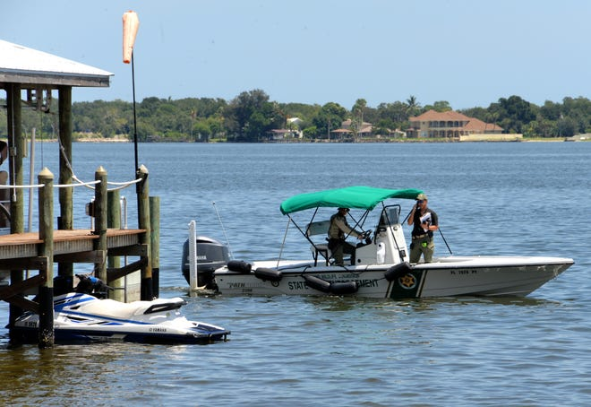 Florida Fish and Wildlife Conservation Commission personnel responded to a fatal personal watercraft crash Friday morning south of Rockledge.