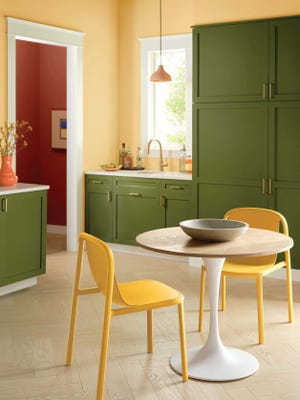 Sherwin-Williams new color forecast is out.