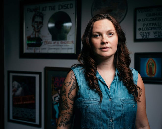 """Jackson native Lauren Prichard Cobb has gained national success as a singer and songwriter and is now getting into composition for a Broadway musical production of Shakespeare's """"Hamlet."""""""