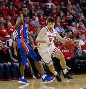 Former UW walk-on Walt McGrory, who transferred to South Dakota after last season, announced via Twitter that he has been diagnosed with a form of bone cancer.