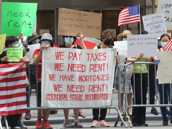 Frustrated landlords, unable to evict tenants with balances owed in hopes of replacing them with higher income renters, and unable to make payments to the banks and into tax payment accounts, are wondering what happened to the promised federal COVID relief dollars that would pay them rent.