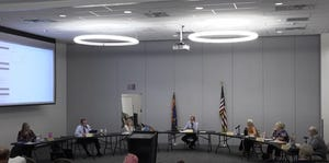 An edict from the Colorado River Union High School District governing board, which bans school employees from discussing mask-wearing or vaccination status with students, carries no repercussions for administrators, staff or teachers who violate it. That would be up to Superintendent Monte Silk, who supported the motion.