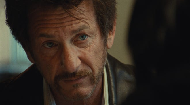 """John Vogel (Sean Penn) is in and out of jail for his shady dealings in """"Flag Day."""""""