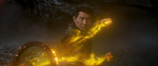 """""""Shang-Chi and the Legend of the Ten Rings."""""""