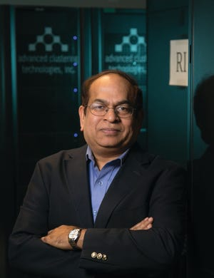 Ohio State University professor Dhabaleswar D.K. Panda leads the AI Institute for Intelligent Cyberinfrastructure with Computational Learning in the Environment (ICICLE).