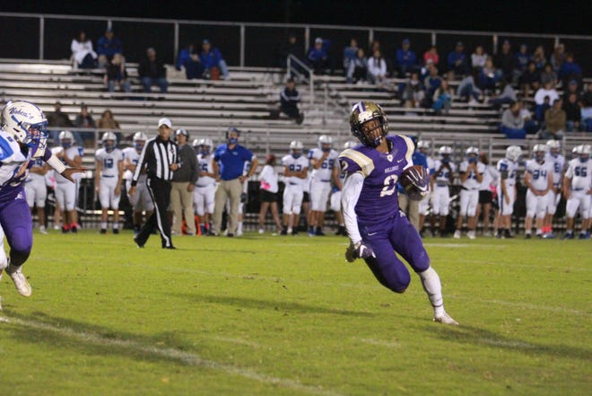All-State running back Khai Prean returns for the Ascension Catholic offense in 2021.