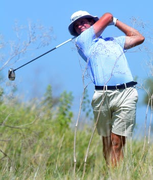 Brandon McIver of Billings, Mont., won the title of the second APT Sand Creek Championships at Sand Creek Station. McIver also won the season money list of the All Pro Tour.